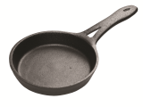 Round fry and blini pan