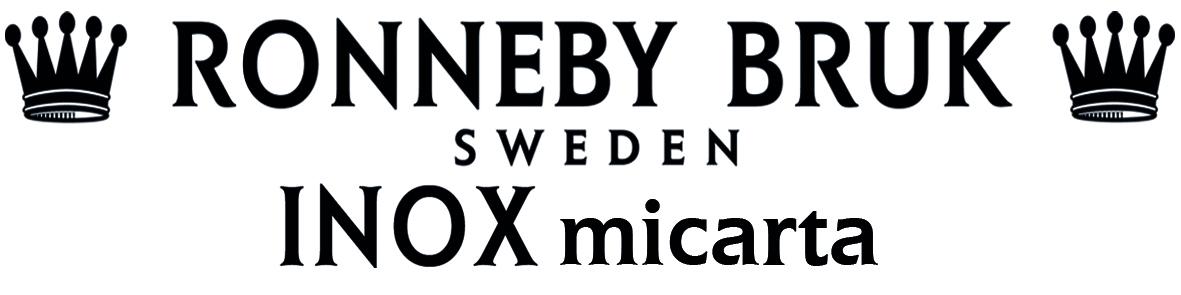Logo INOX micarta