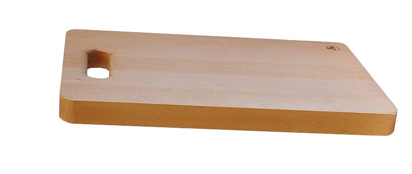 Skärbräda 25x40x2,8 cm 90155