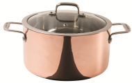 Maestro Copper stockpot 24 cm
