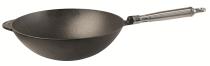 121510 Cast iron WOK
