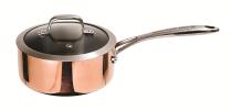 Maestro Copper milkpan 18 cm