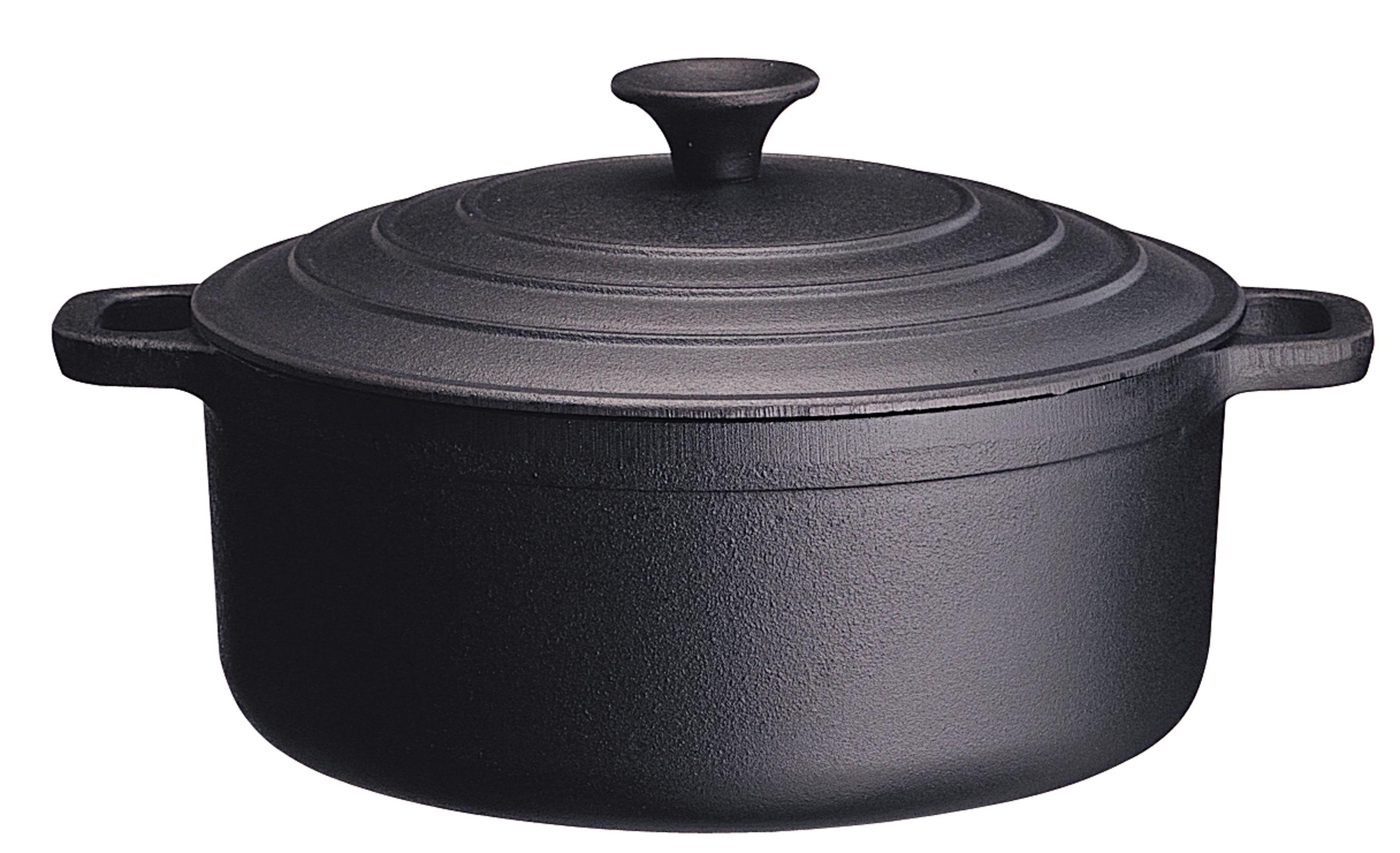 Maestro Cuisine stekgryta rund 3 liter