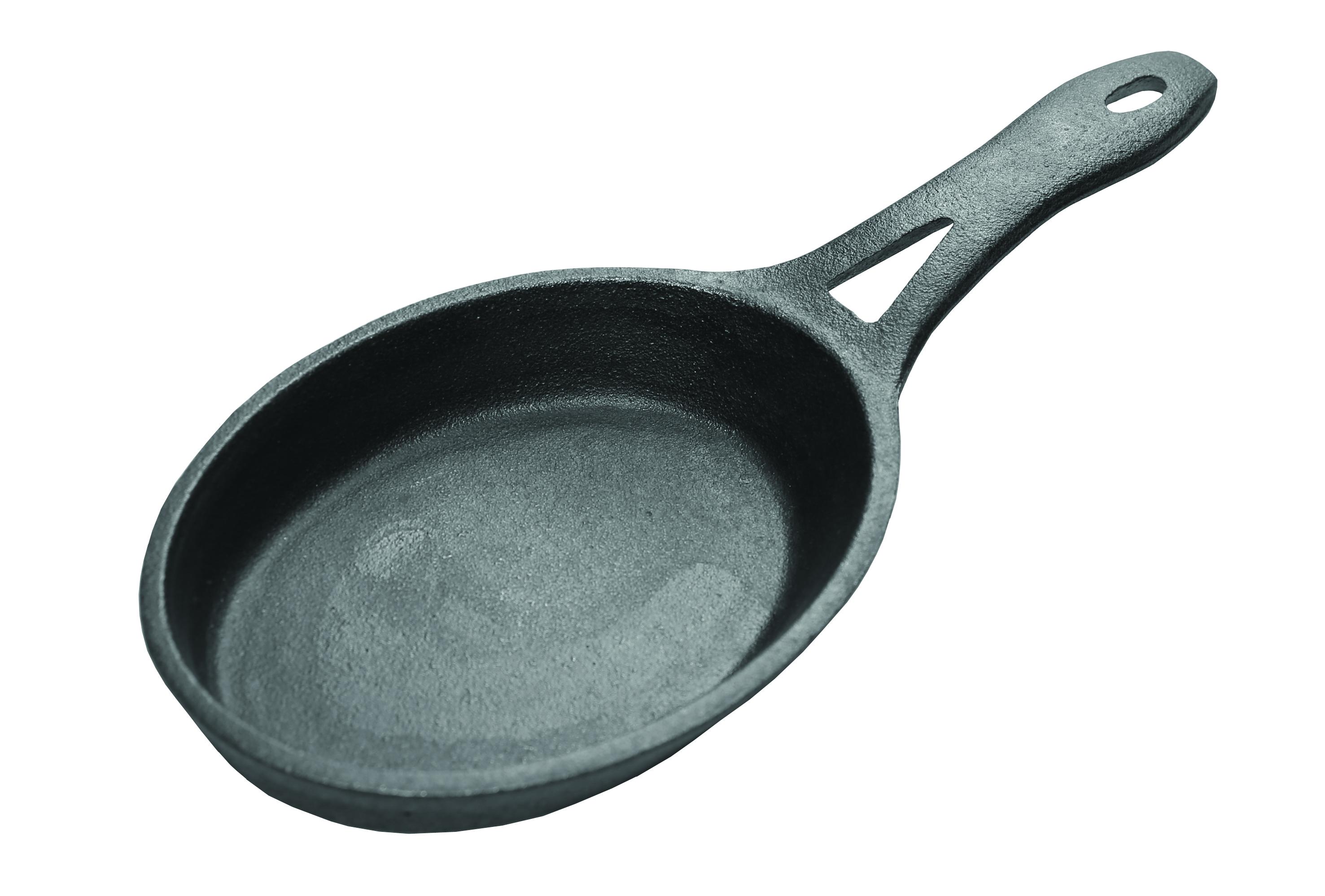 Fry and fajitas pan