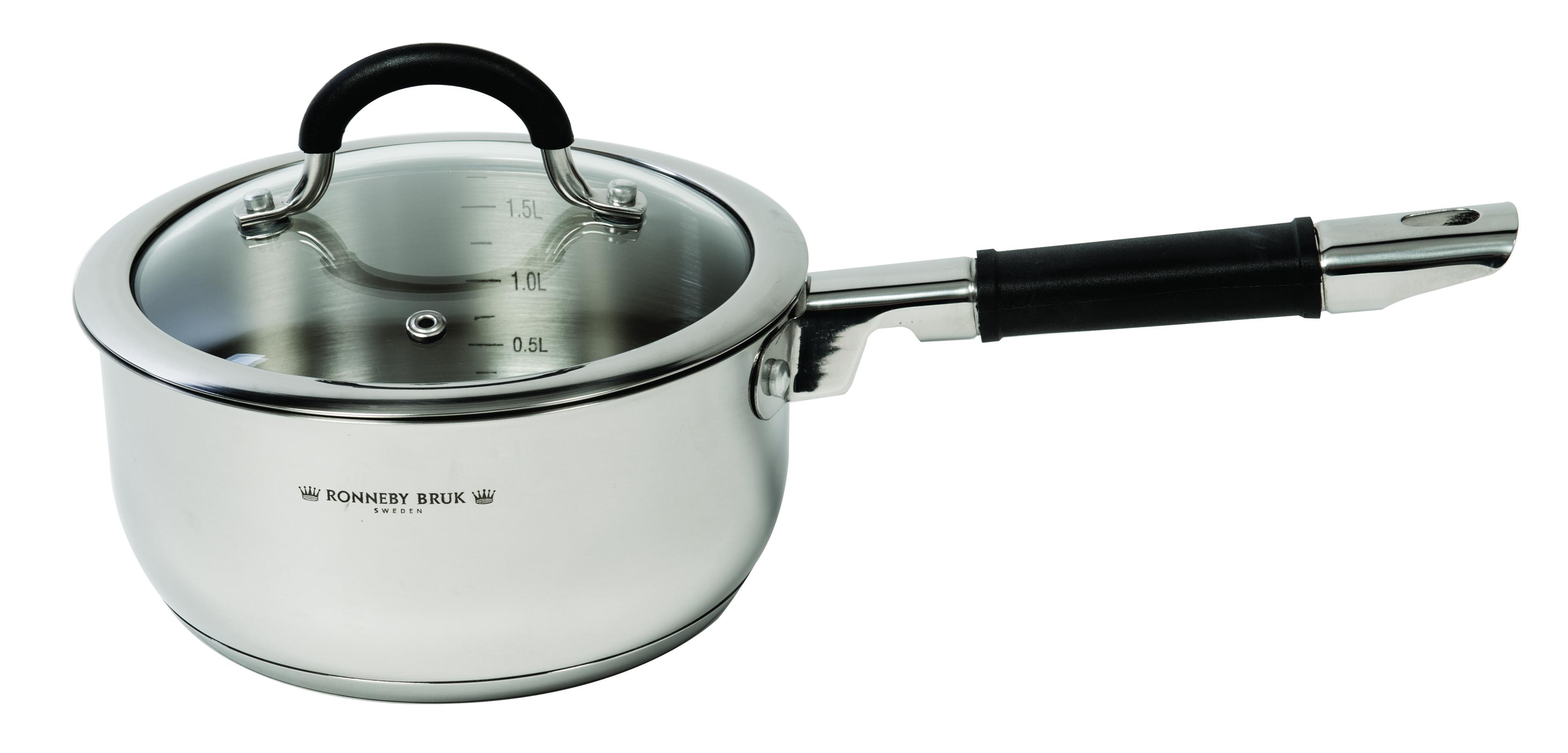 Maestro St Steel milkpan 18 cm