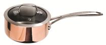Maestro Copper milkpan 16 cm
